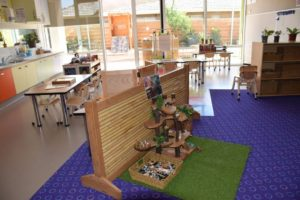 our Learning space