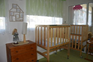 Our Sleep room for our Babies.